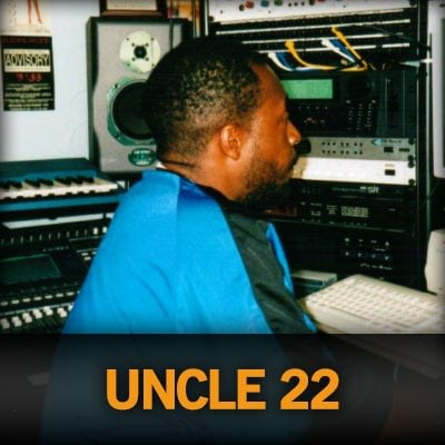 Uncle 22 Hardcore Junglism - Home