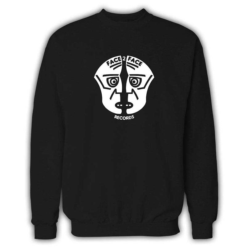 Face 2 Face Records Black Sweatshirt