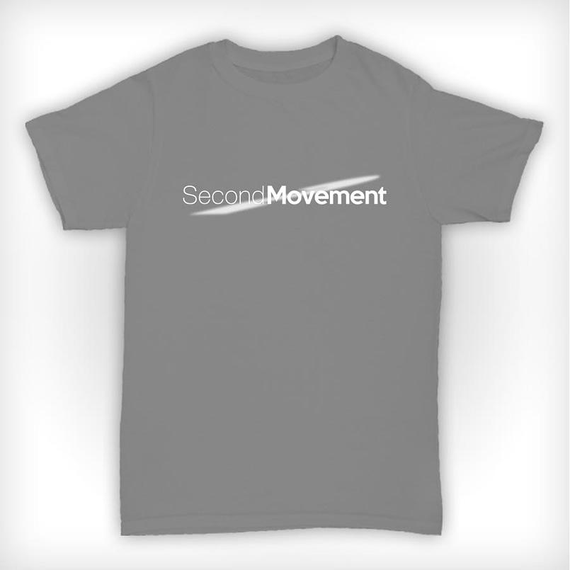 Second Movement T Shirt Heather Grey
