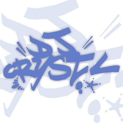DJ Crystl Warpdrive 400x400 - Bestsellers
