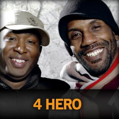 Browse Tracks By 4 Hero