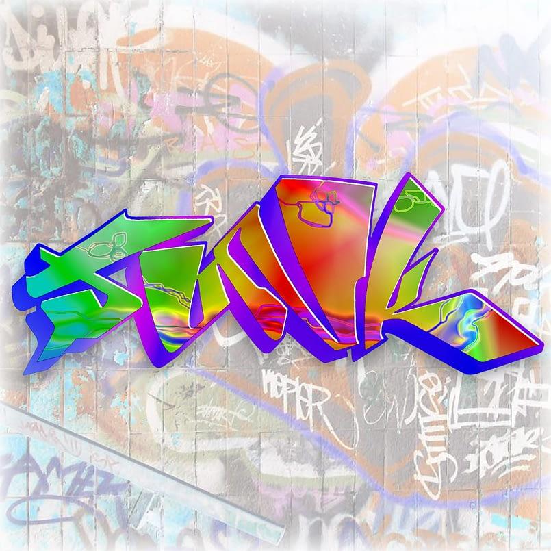 Junk Logo 805x805 - DJ Junk - Timestretch The Dope Amen Brother - Second To None