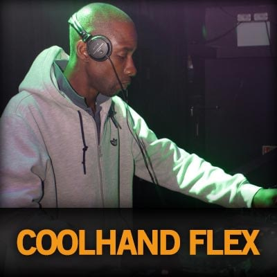 Coolhand Flex Hardcore Junglism - Home