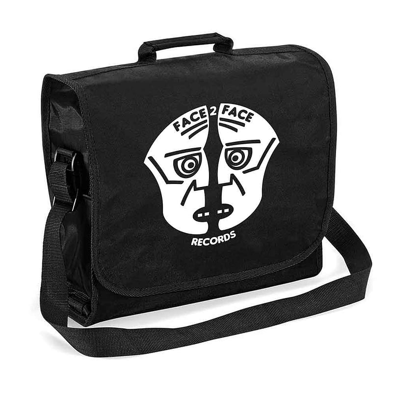 Face 2 Face Records Record Bag