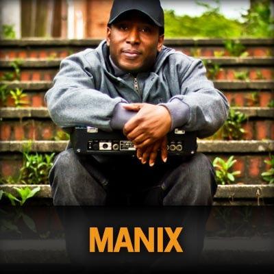 Manix Hardcore Junglism - Home